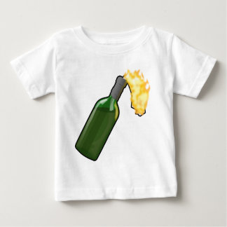 Camiseta Para Bebê Coquetel molotov