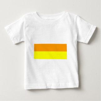Camiseta Para Bebê Cor de milho dos doces