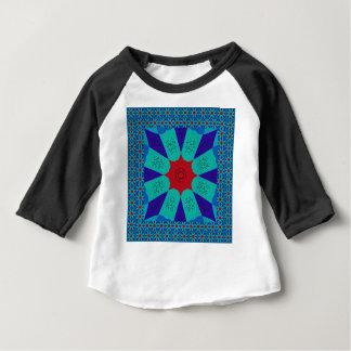 Camiseta Para Bebê Cor feminino egípcia surpreendente bonita do
