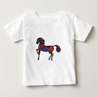 Camiseta Para Bebê Cores verdadeiras
