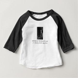 Camiseta Para Bebê Cozinheiro do mercer (Marion)