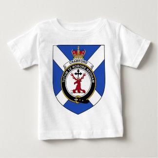 Camiseta Para Bebê Crawford