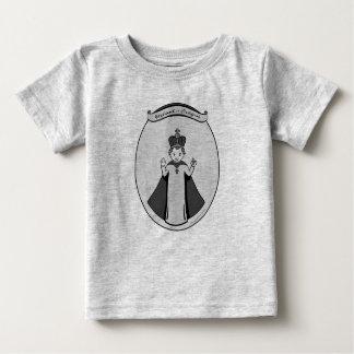 Camiseta Para Bebê Criança do t-shirt do bebê/criança de Praga