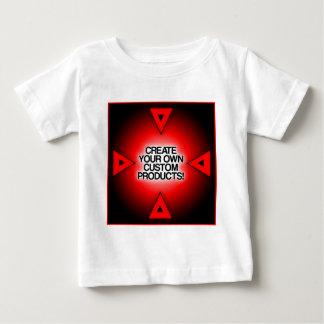Camiseta Para Bebê Criar seu próprio costume, personalizado, e