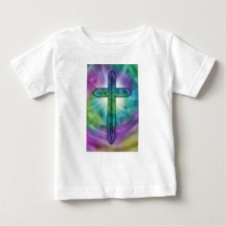 Camiseta Para Bebê Cruz #2