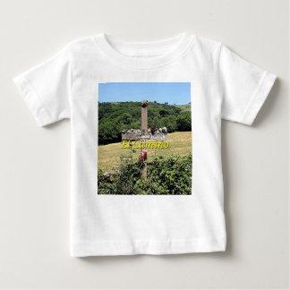 Camiseta Para Bebê Cruz de madeira, EL Camino, espanha
