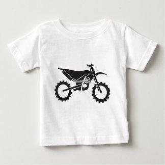 Camiseta Para Bebê Cruz de Moto