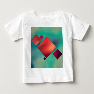 Camiseta Para Bebê Cubado no surrealismo