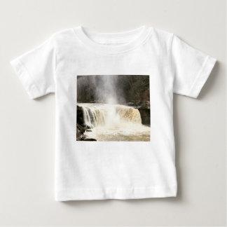 Camiseta Para Bebê Cumberland cai South Fork grande Kentucky