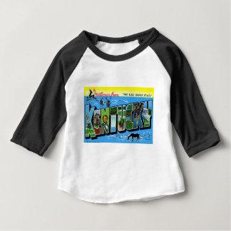 Camiseta Para Bebê Cumprimentos de Kentucky