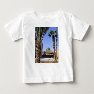 Camiseta Para Bebê Cúpula mesquita em Cairo