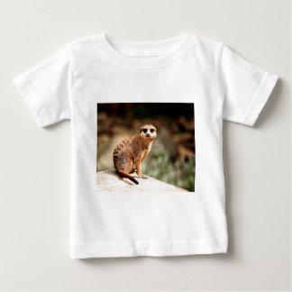 Camiseta Para Bebê Curioso