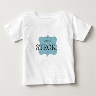 Camiseta Para Bebê Cursos da escova