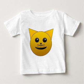 Camiseta Para Bebê da alegria animal bonito do divertimento do bebê