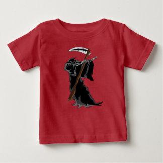 Camiseta Para Bebê dança de toque ligeiro desagradável da solha do