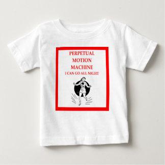 Camiseta Para Bebê dança de torneira