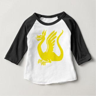 Camiseta Para Bebê Dargon dos noruegueses
