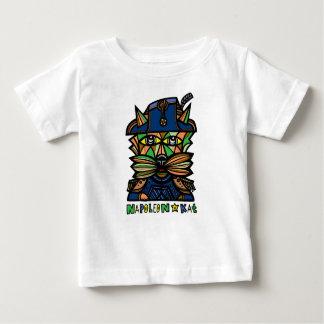 """Camiseta Para Bebê De """"t-shirt do bebê Napoleon Kat"""""""