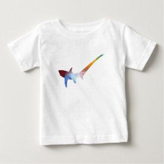 Camiseta Para Bebê Debulhadora oceânica