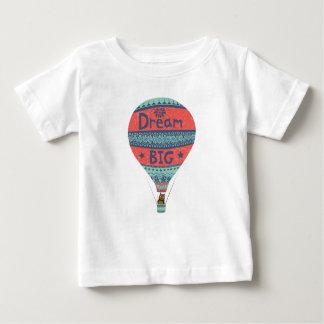Camiseta Para Bebê Decorações indianas grandes ideais do estilo do