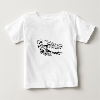 Camiseta Para Bebê Deinonychus