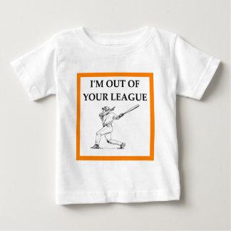 Camiseta Para Bebê demasiado bom para você