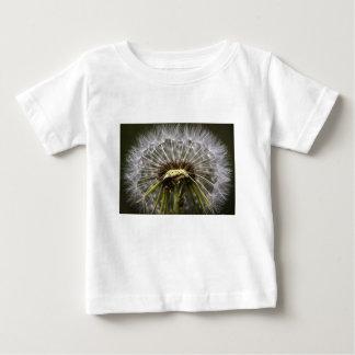 Camiseta Para Bebê dente-de-leão