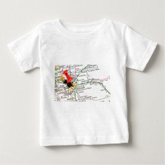 Camiseta Para Bebê Denver, Colorado