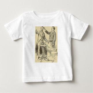 Camiseta Para Bebê Desenho da hipnose