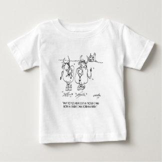 Camiseta Para Bebê Desenhos animados 3348 da vaca