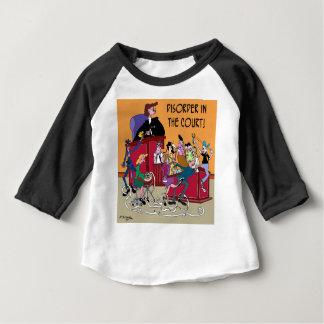 Camiseta Para Bebê Desenhos animados 6553 da lei
