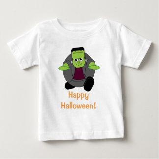 Camiseta Para Bebê Desenhos animados bonitos do divertimento de um