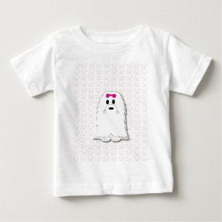 Camiseta Para Bebê Desenhos animados malteses bonitos do filhote de