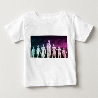 Camiseta Para Bebê Desenvolvimento de carreira e habilidades