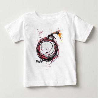 Camiseta Para Bebê Design-Bomba original