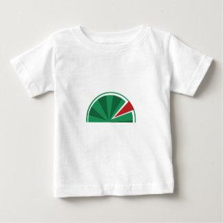 Camiseta Para Bebê design da melancia