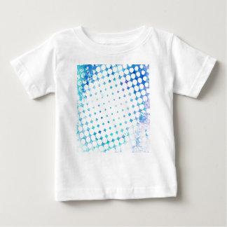 Camiseta Para Bebê Design de explosão cor-de-rosa da banda desenhada