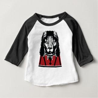 Camiseta Para Bebê design de jackson do poço bonito