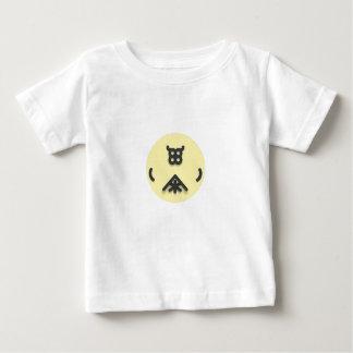 Camiseta Para Bebê Design de vista asiático