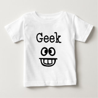 Camiseta Para Bebê Design do geek