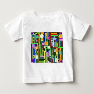 Camiseta Para Bebê Design moderno