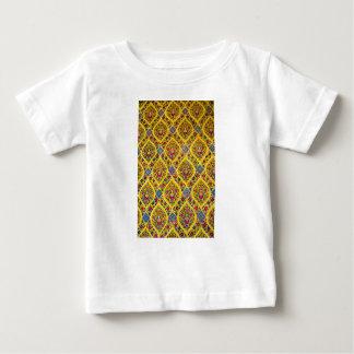 Camiseta Para Bebê Design tailandês de buddha