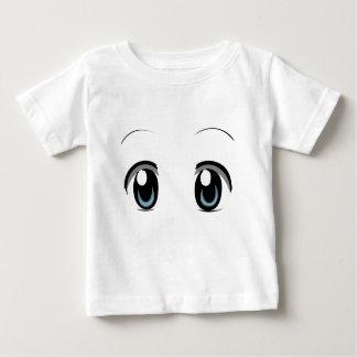 Camiseta Para Bebê Design unisex do impressão do Anime do bebê do