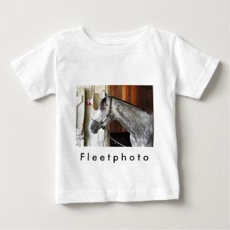Camiseta Para Bebê Destin - abrigo do cavalo
