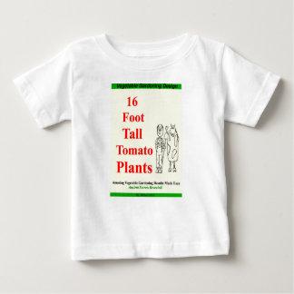 Camiseta Para Bebê Deve ler a melhor bíblia da jardinagem vegetal