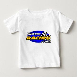 Camiseta Para Bebê Deve ver a competência