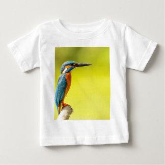 Camiseta Para Bebê dia birdy dos valantines da vaia do pássaro