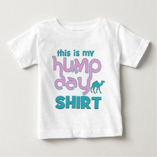 Camiseta Para Bebê Dia de corcunda