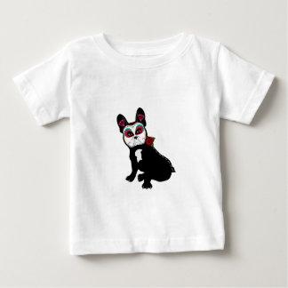 Camiseta Para Bebê Dia do Frenchie inoperante