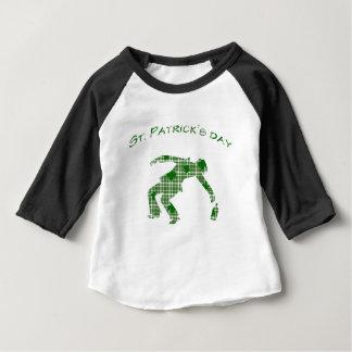 Camiseta Para Bebê Dia do St. Patricks